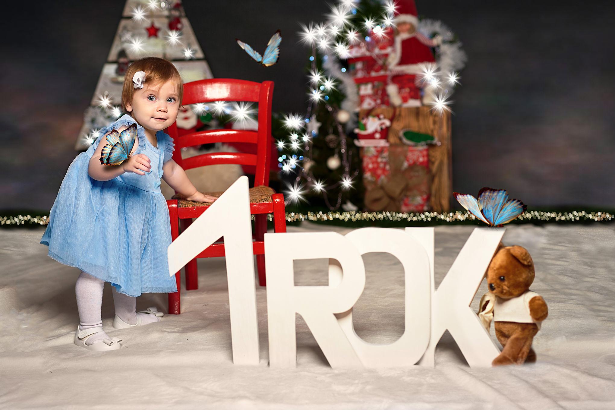 Fotografia roczek dziecka w Pile