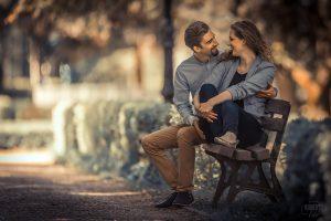 Sesja przedmałżeńska w Pile