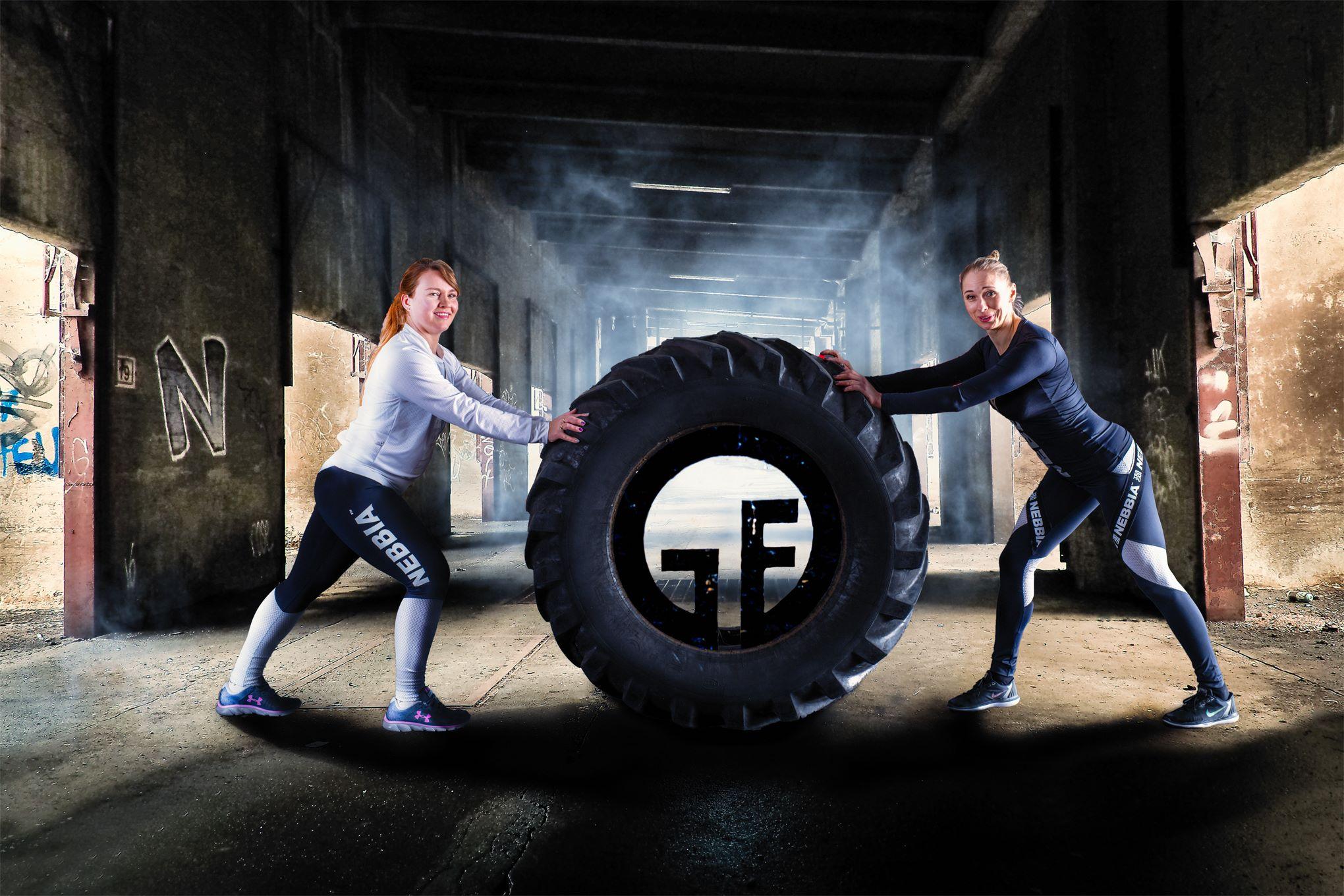 sesja-zdjeciowa Gym Factory