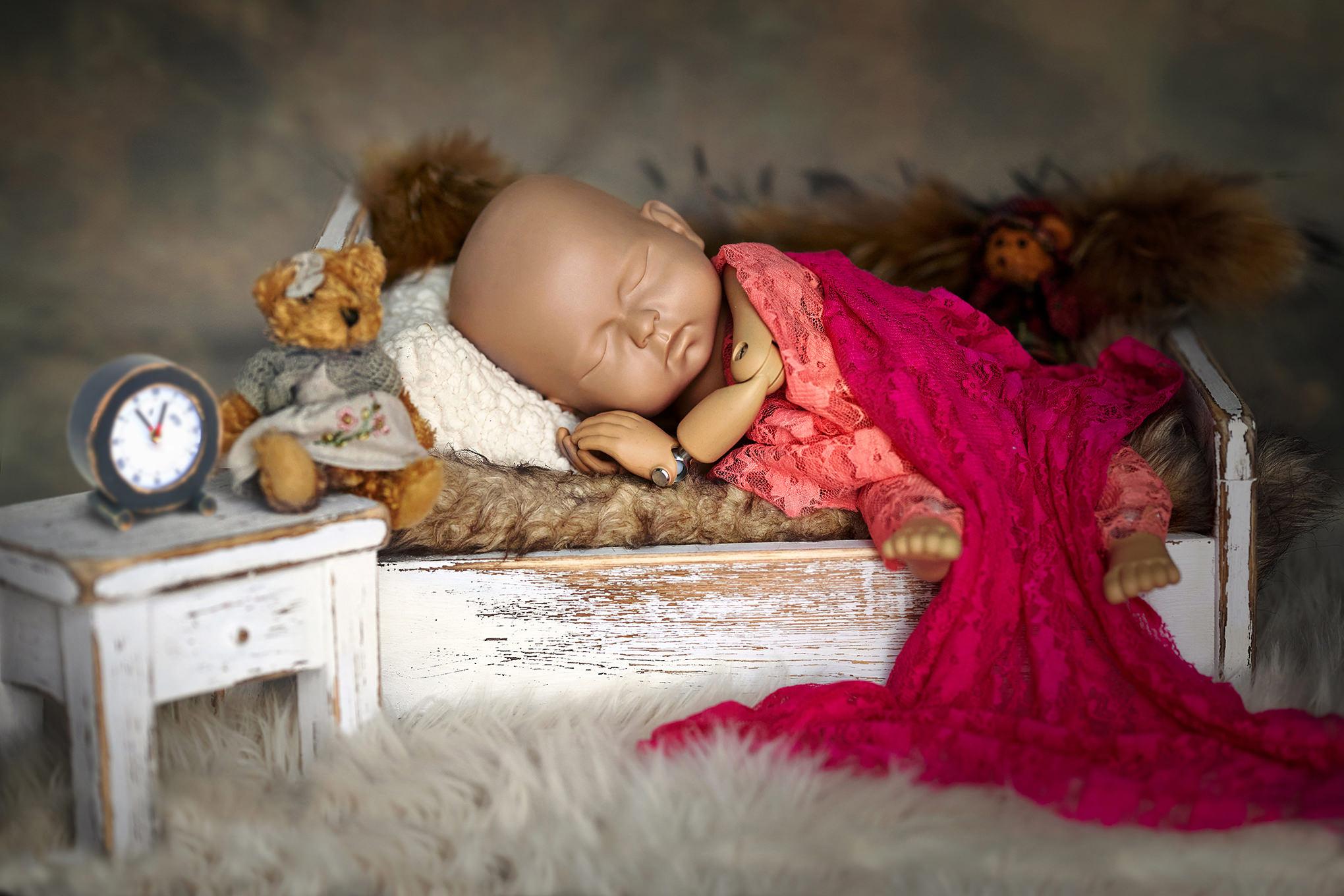 Newborn noworodek FotoRobertPila