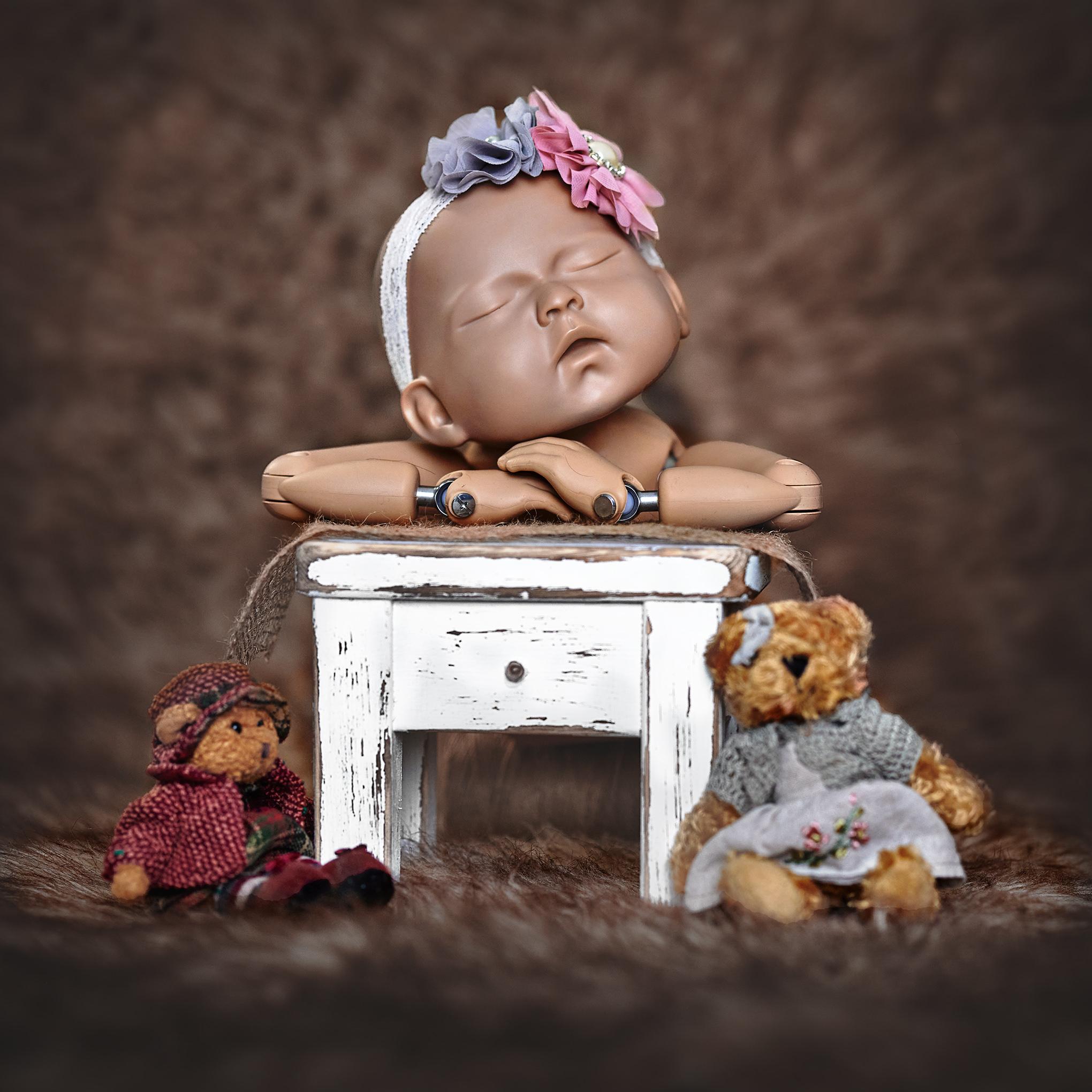 sesja Newborn noworodkowa zdjęcia FotoRobert Pila