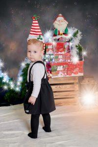 Sesja świąteczna Boże Narodzenie