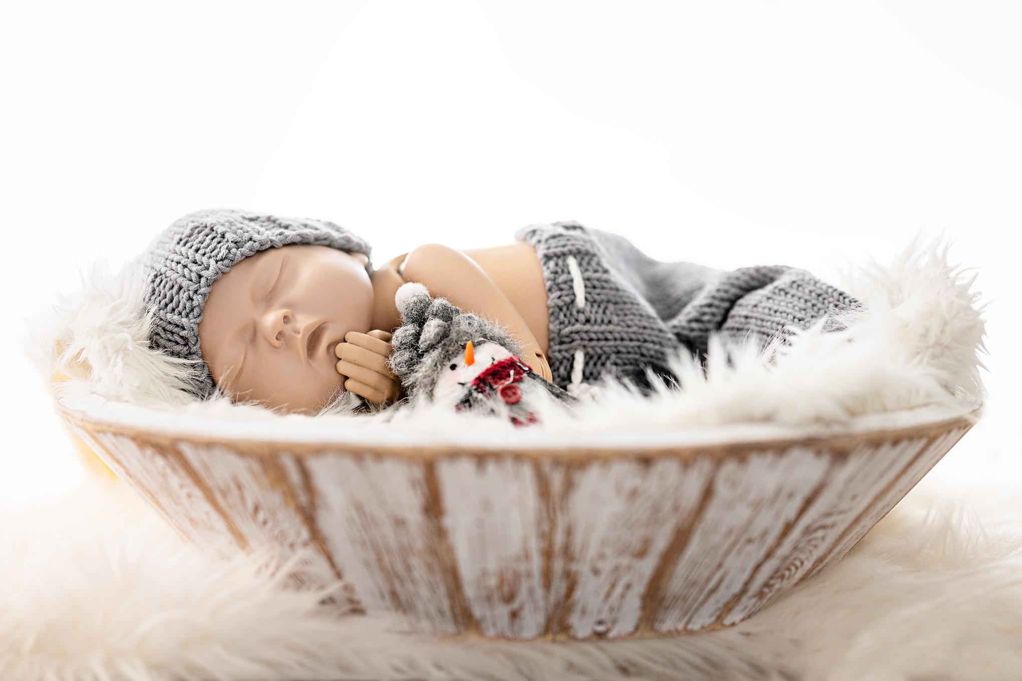 Zdjęcia noworodka w Pile