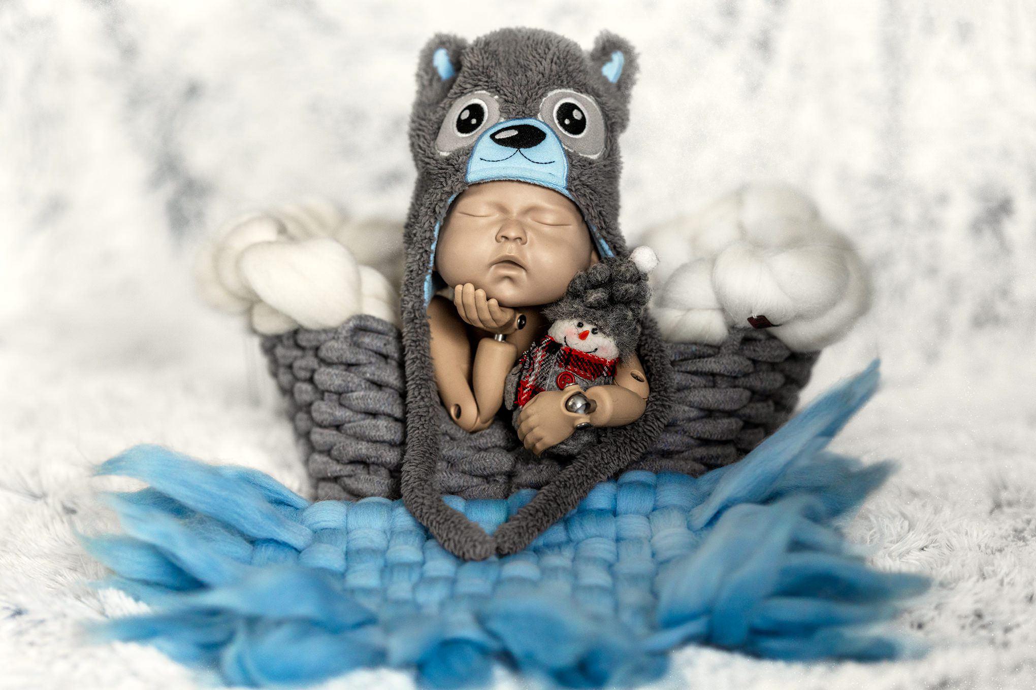 Sesja noworodkowa niemowlęca Piła