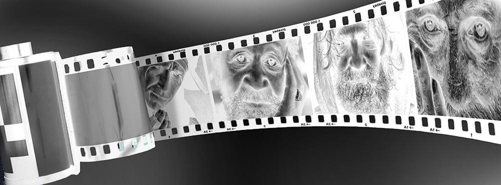 Klisza negatyw wywołanie cyfrowe zdjęć Piła